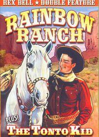 Rex Bell Double Feature:Rainbow Ranch - (Region 1 Import DVD)