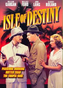 Isle of Destiny - (Region 1 Import DVD)
