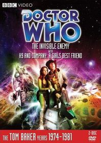 Doctor Who:Invisible Enemy No 93 with - (Region 1 Import DVD)