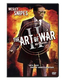 Art of War II:Betrayal - (Region 1 Import DVD)