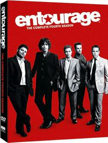Entourage:Complete Fourth Season - (Region 1 Import DVD)