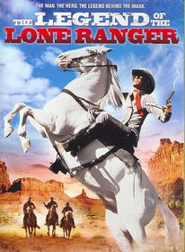 Legend of the Lone Ranger - (Region 1 Import DVD)