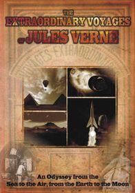 Extraordinary Voyages of Jules Verne - (Region 1 Import DVD)