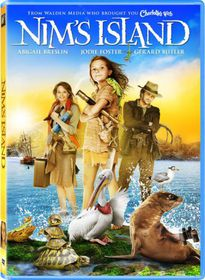 Nim's Island - (Region 1 Import DVD)