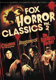 Fox Horror Classics Vol 2 - (Region 1 Import DVD)