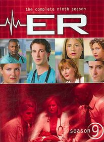 ER: Complete Ninth Season - (Region 1 Import DVD)