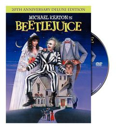 Beetlejuice Deluxe Edition - (Region 1 Import DVD)