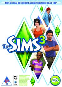The Sims 3: Standard Edition (PC/MAC DVD-ROM)