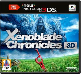 Xenoblade Chronicles 3D (NEW 3DS/3DS XL)