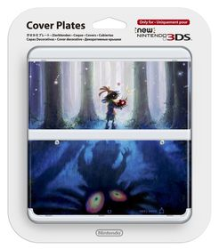 Cover Plate - Majora's Mask (NEW 3DS)