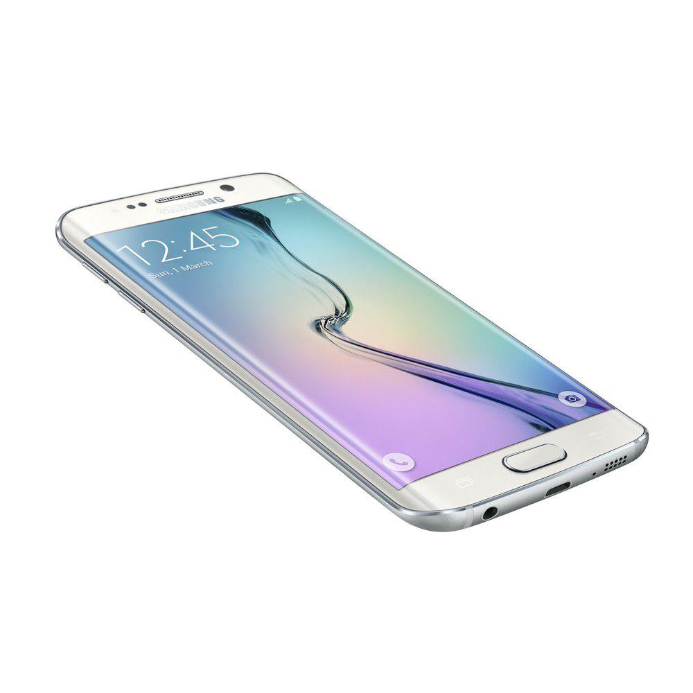 samsung galaxy s6 edge white. samsung galaxy s6 edge 64gb lte - white a
