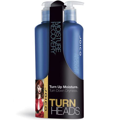 Joico Moisture Recovery Shampoo & Conditioner - 500ml (Parallel Import)