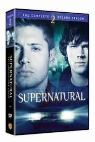 Supernatural Season 2 (DVD)