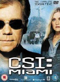 CSI Miami: Complete Season 5 (DVD)