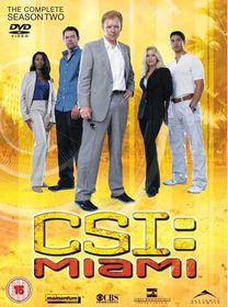 CSI Miami: Complete Season 2 (DVD)