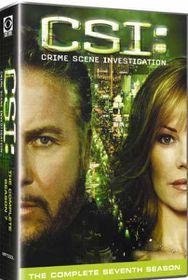 CSI Vegas: Crime Scene Investigation Complete Season 7 (DVD)