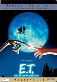 E.T. The Extra Terrestrial (Special Edition)(DVD)