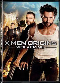 X-Men Origins: Wolverine (2009)(DVD)