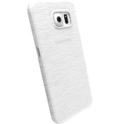 Krusell FrostCover for Samsung Galaxy S6 - Transparent White
