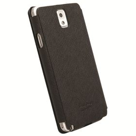 Krusell Malmo FlipCase for Samsung Galaxy Note 4 - Black