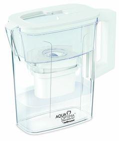 Aqua Optima - 2.1 Litre Water Jug - White