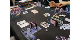 Steam Park Board Game