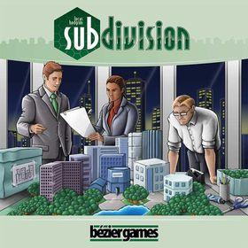 Subdivision Board Game