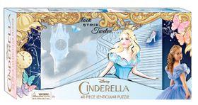 Disney Cinderella Lenticular Tower Puzzle