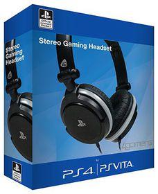 4Gamers Stereo Gaming HeadSet (PS4/VITA)
