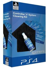 4Gamers Controller / System Cleaning Kit (PS4)