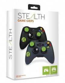 Stealth SX712 Silcone Jackets & Thumb Grips 2PK (XBox 360)
