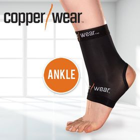 Homemark Copper Wear Ankle - Extra Large