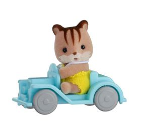 Sylvanian Family Baby Carry Case - Squirrel