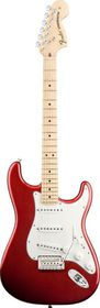 Fender American Special Stratocaster Electric Guitar Maple Fretboard - C&y Apple Red