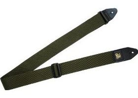 Ernie Ball Guitar Strap - Polypro Olive
