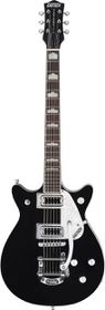 Gretsch G5445T Electromatic Double Jet Bigsby Electric Guitar - Black