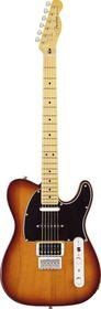 Fender Modern Player Telecaster Plus Electric Guitar - Maple Fretboard - Honey Burst