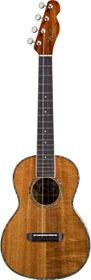 Fender Ukulele Nohea Concert Shape Tenor Wound C (All Koa - Natural