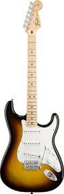Fender Standard Stratocaster Electric Guitar - Brown Sunburst