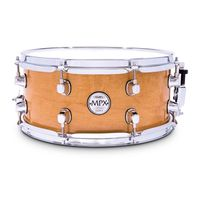 Mapex MPML3600CNL MPX Maple 13x6 Snare Drum, Natural