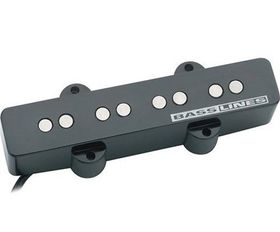 Seymour Duncan STK-J1 Classic Stack Jazz Bass Pickup, Neck Position
