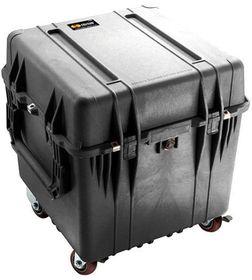 Pelican 0350 Cube Case with Foam - Black