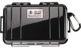 Pelican 1040 Micro Solid Case - Black