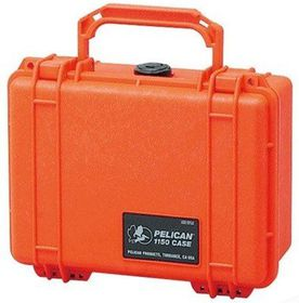 Pelican 1150 Case - Orange