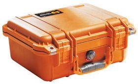 Pelican 1400 Case - Orange