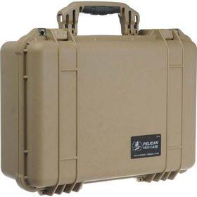 Pelican 1500 Case - Desert Tan