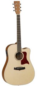 Tanglewood TW15 OP CE Sundance Natural Acoustic Electric Guitar - Natural