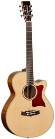 Tanglewood TW45 EG E Sundance Elegance Acoustic Electric Guitar - Natural