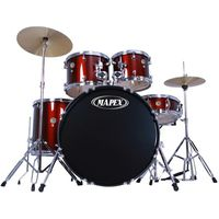 Mapex Prodigy 5pc Standard Drumkit - Red (Including Hardware)