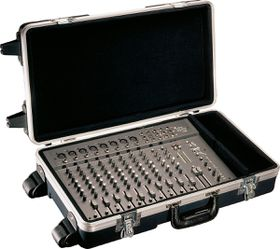 Gator G-MIX 12X24 ATA Molded Case For Mixer with Wheels